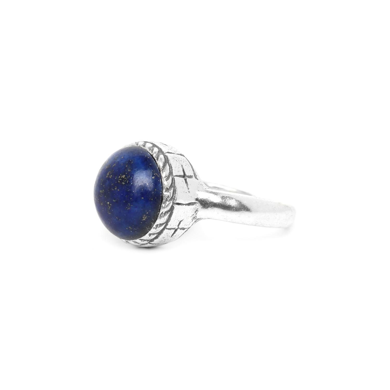NOMAD bague Lapis Lazuli ajustable