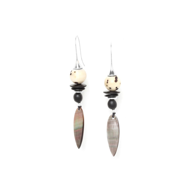 SERVAL long earrings