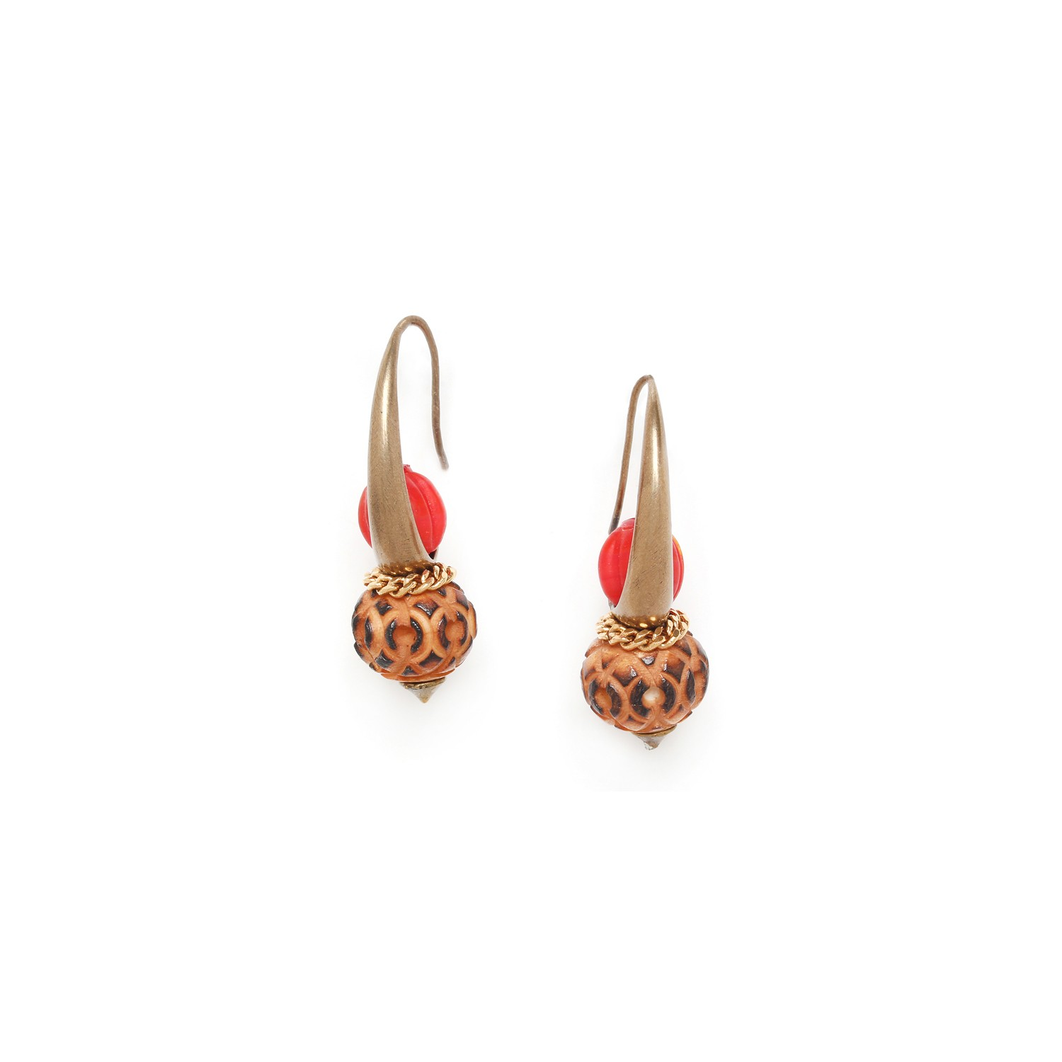 ULUWATU hook earrings