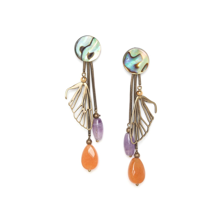MYSTIQUE 3 dangles earrings