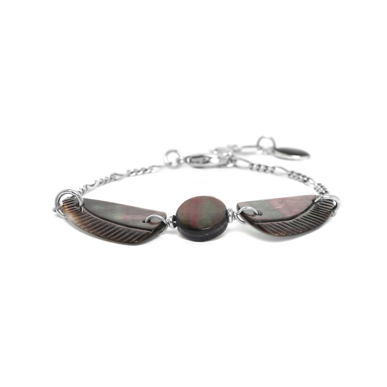 ENVOL blacklip bracelet