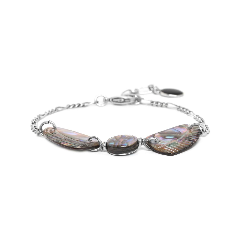 ENVOL paua bracelet