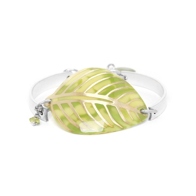 HERBORISTE bicolor bracelet
