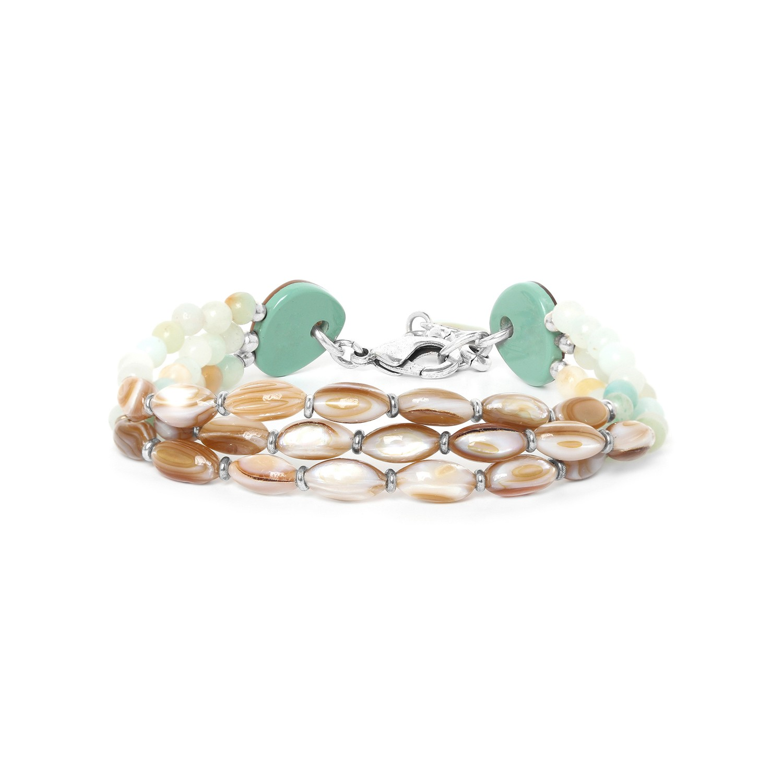CAMARGUE bracelet 3 rangs