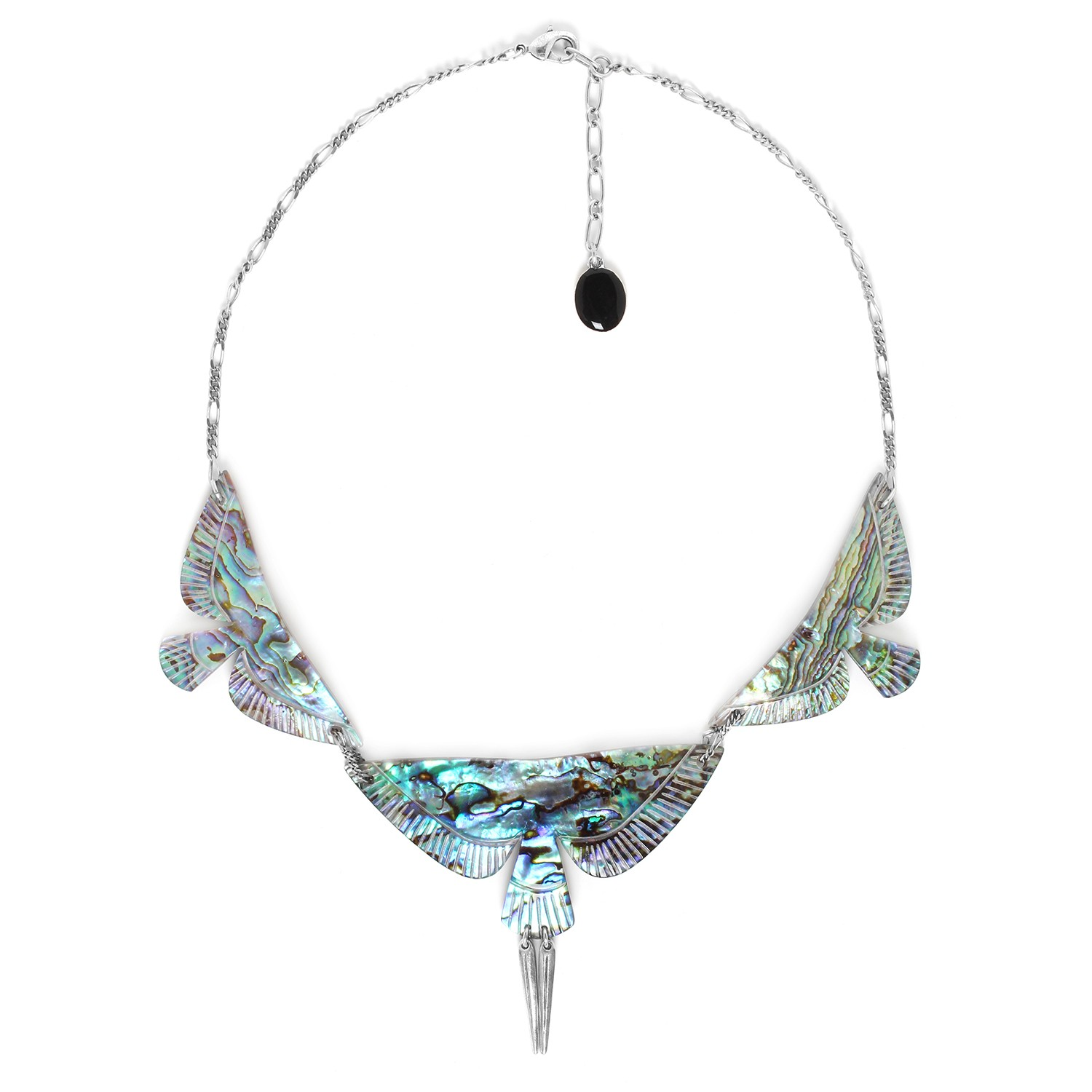 ENVOL THE necklace/ paua