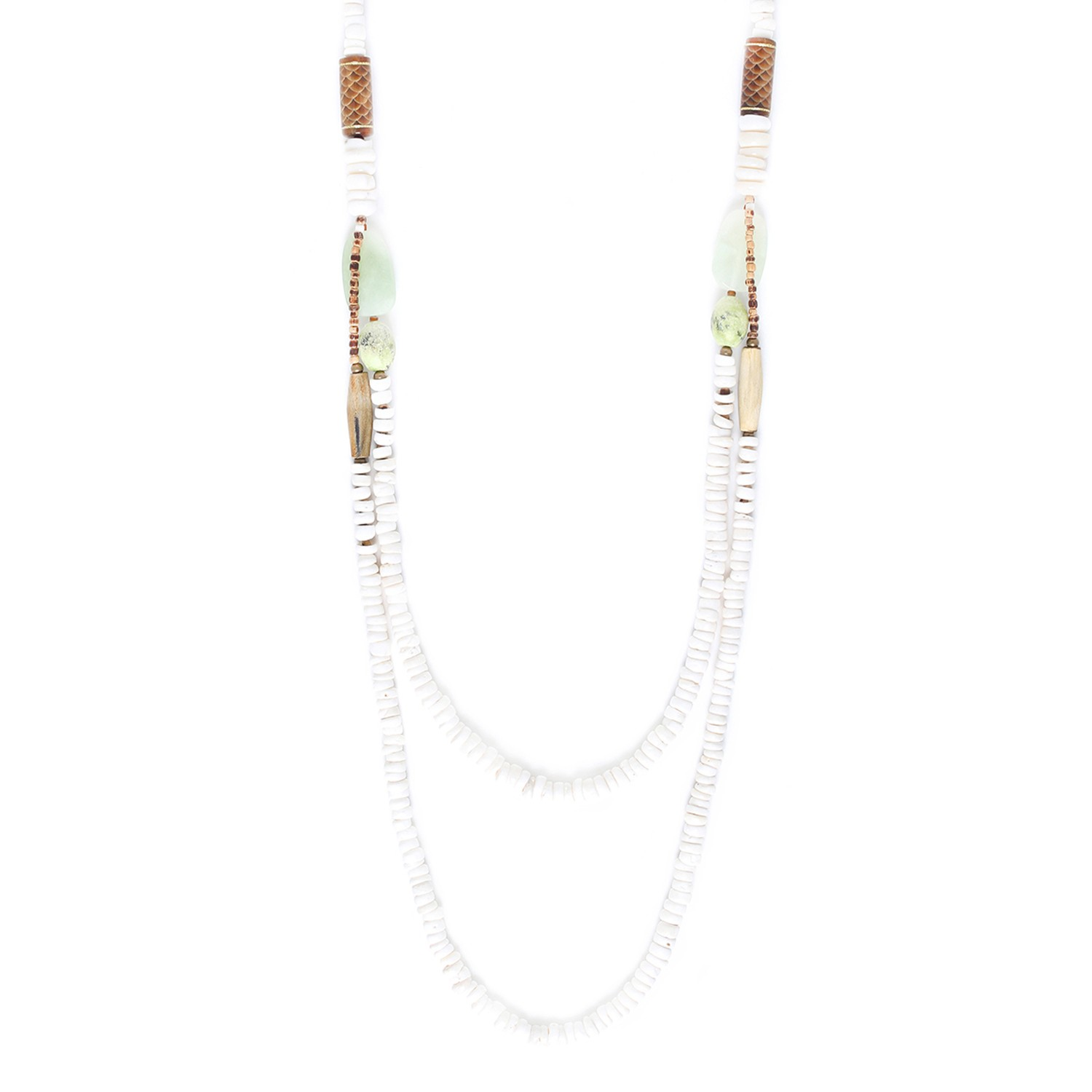 MAMBARE collier long
