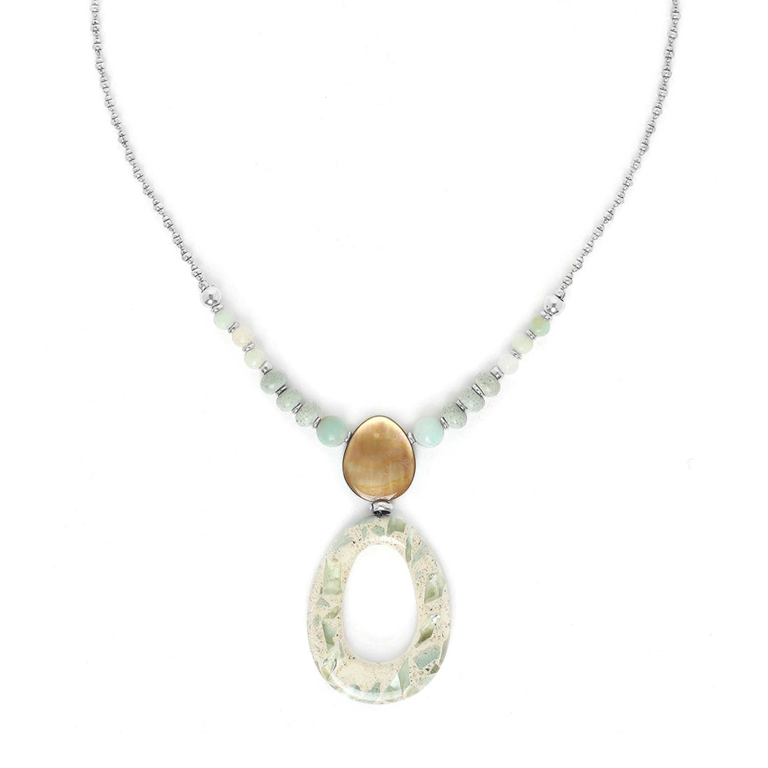 CAMARGUE ring necklace