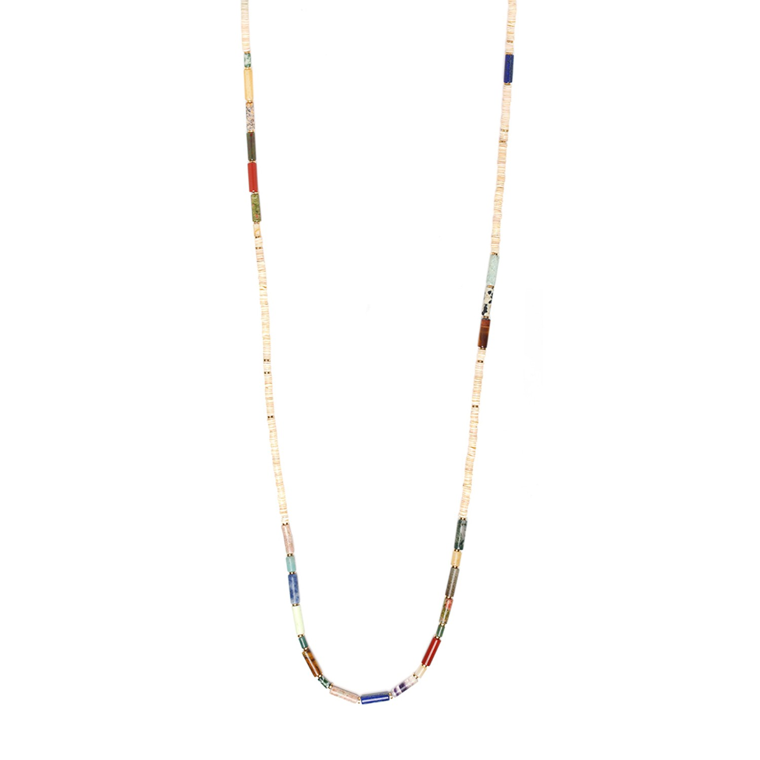 PIPELINE long necklace
