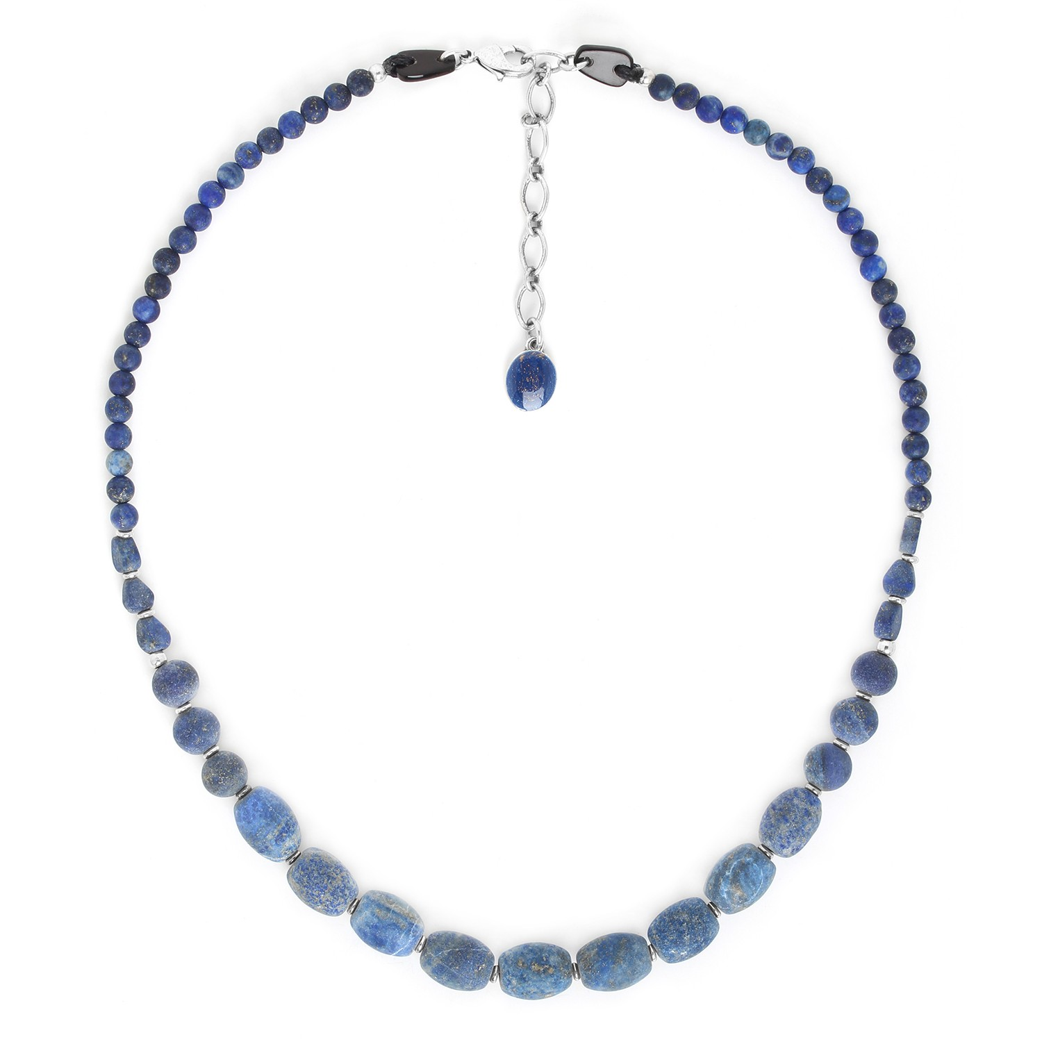 KABYLIE collier lapis lazuli