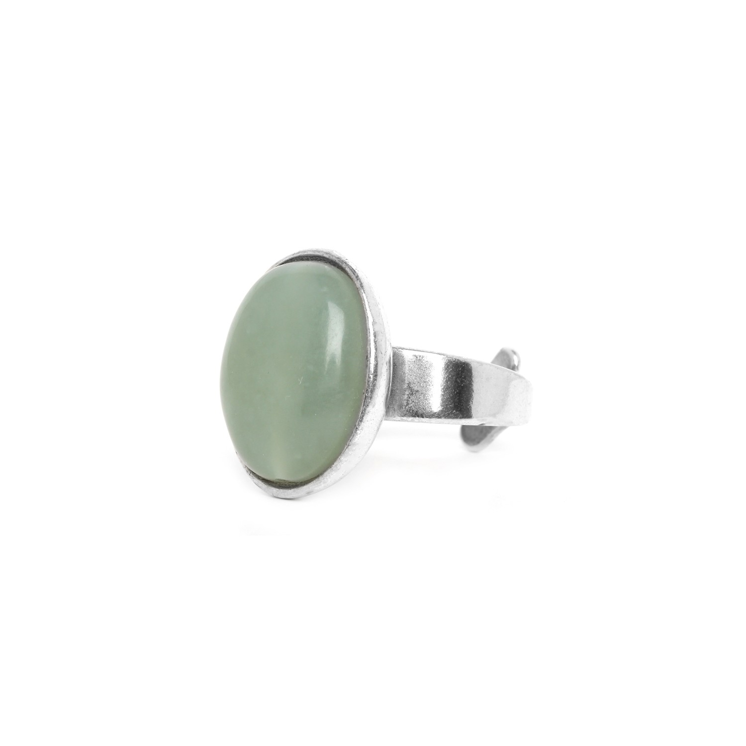 GALETS jade ring