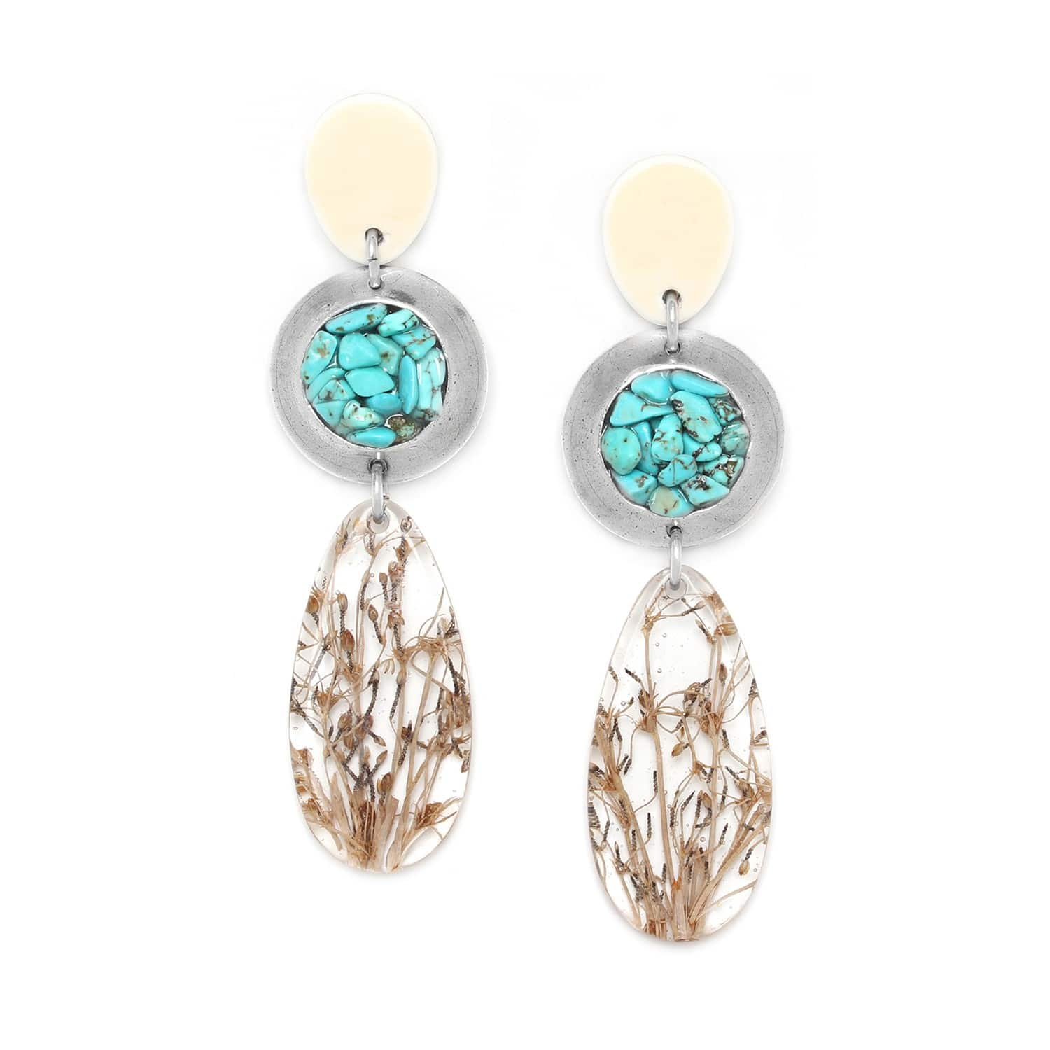COLORADO long earrings