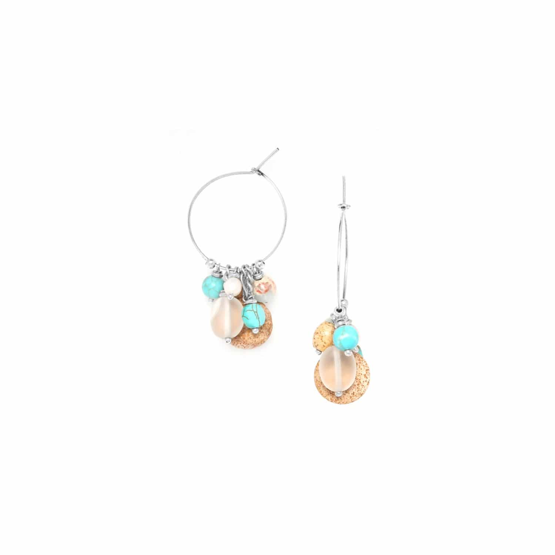 COLORADO creole earrings