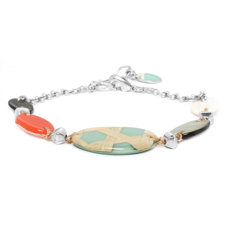 CANNAGE 5 element bracelet