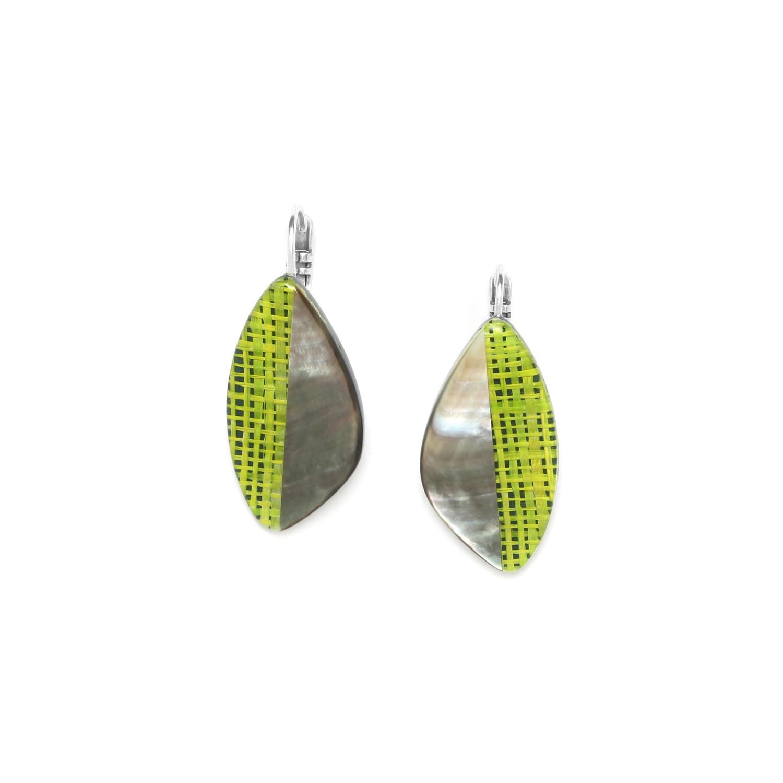 MAMBE french hook earrings