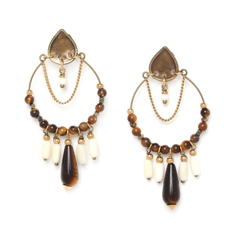 VARANASI large earrings
