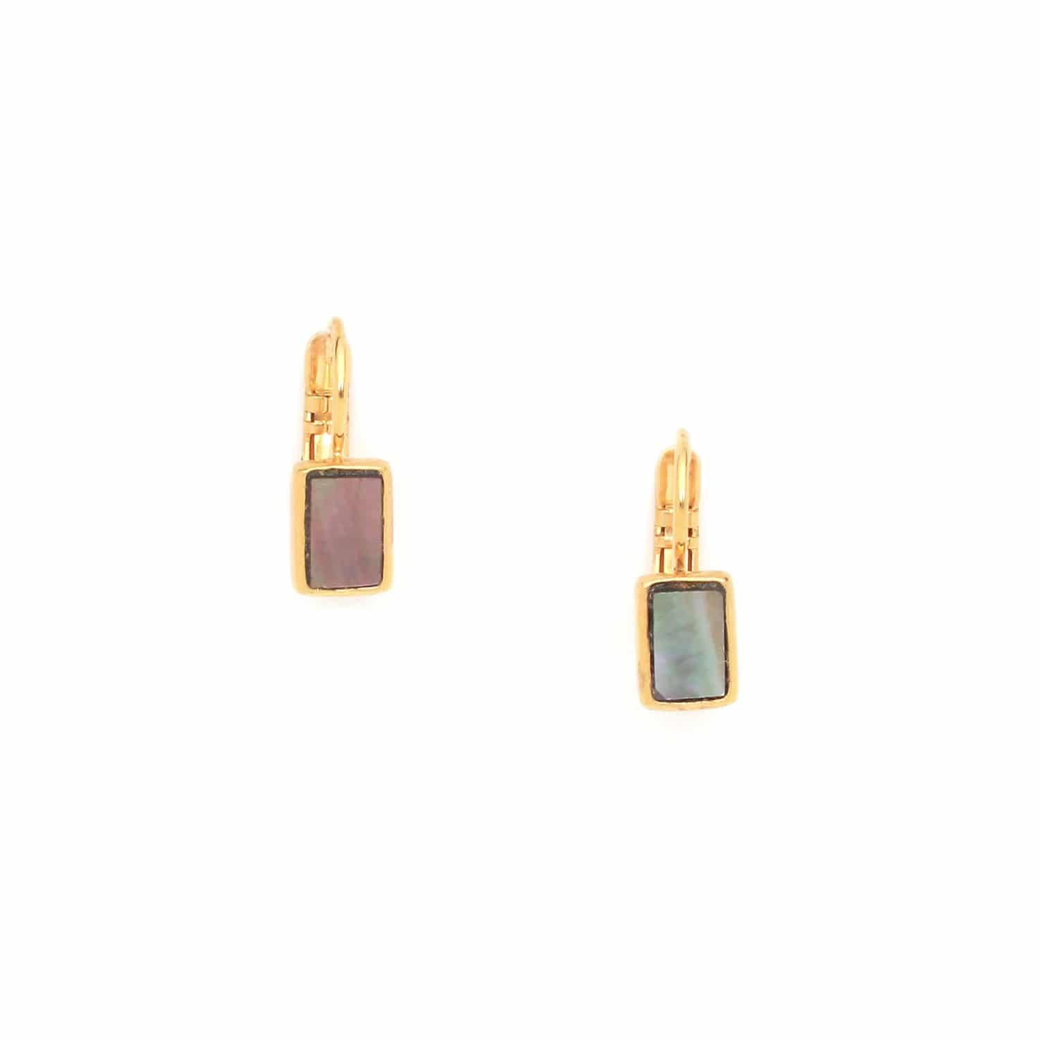 LE SQUARE mini earrings