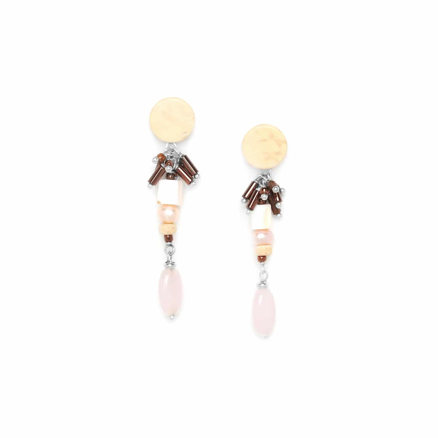 TERRE DOUCE small earrings