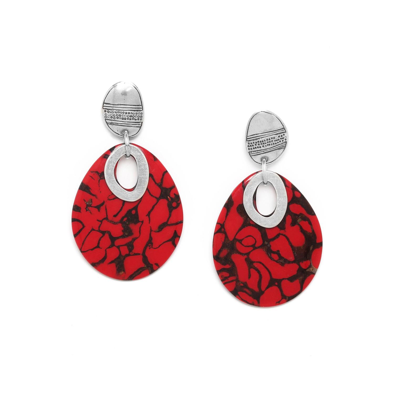 MANAKARA large earrings
