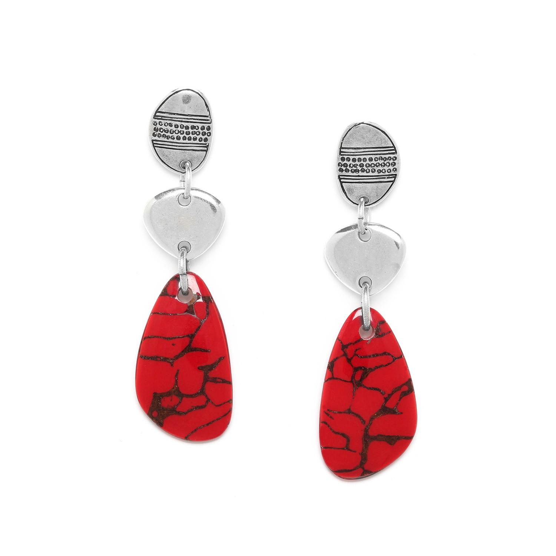 MANAKARA long earrings