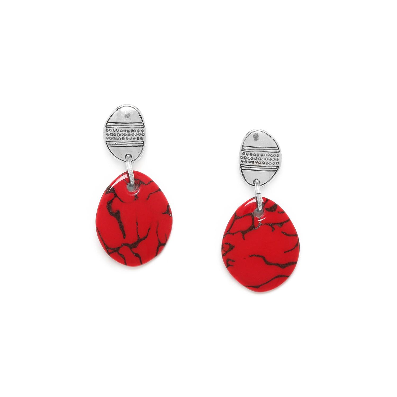 MANAKARA post earrings