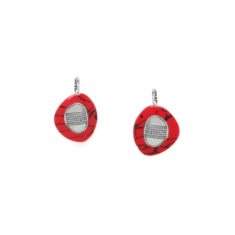 MANAKARA french hook earrings