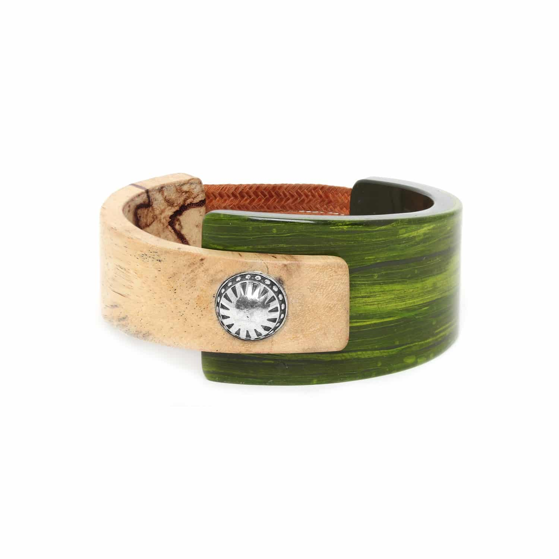 RAPHIA bracelet aimant
