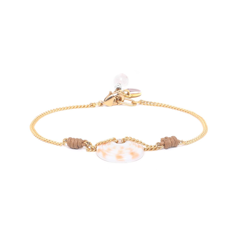 LAGOON conus ring bracelet