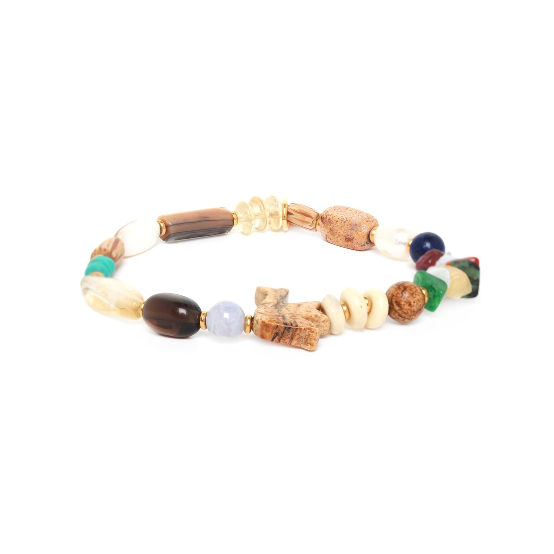 KALI bracelet oiseau extensible