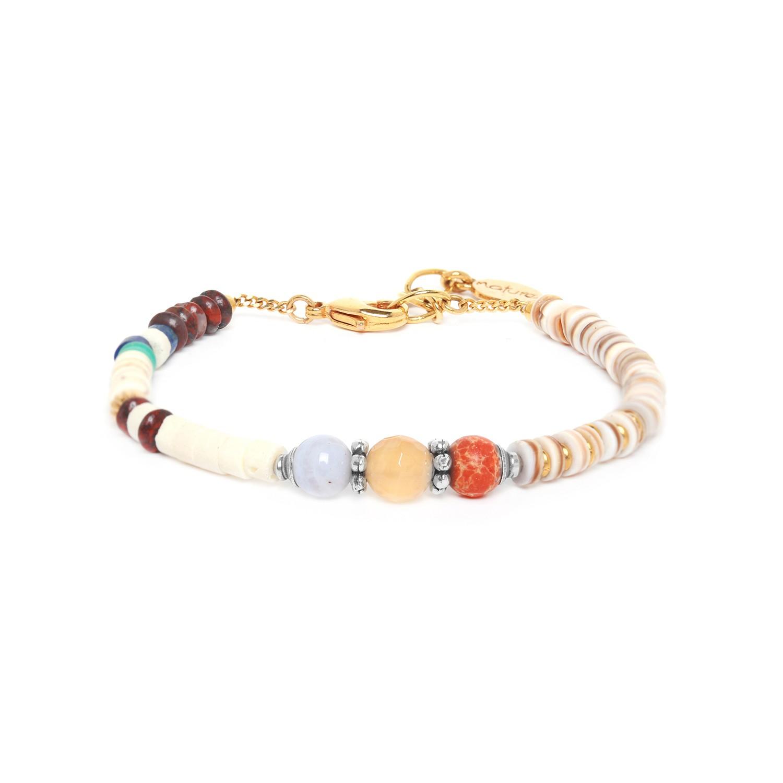 KALI bracelet heishi