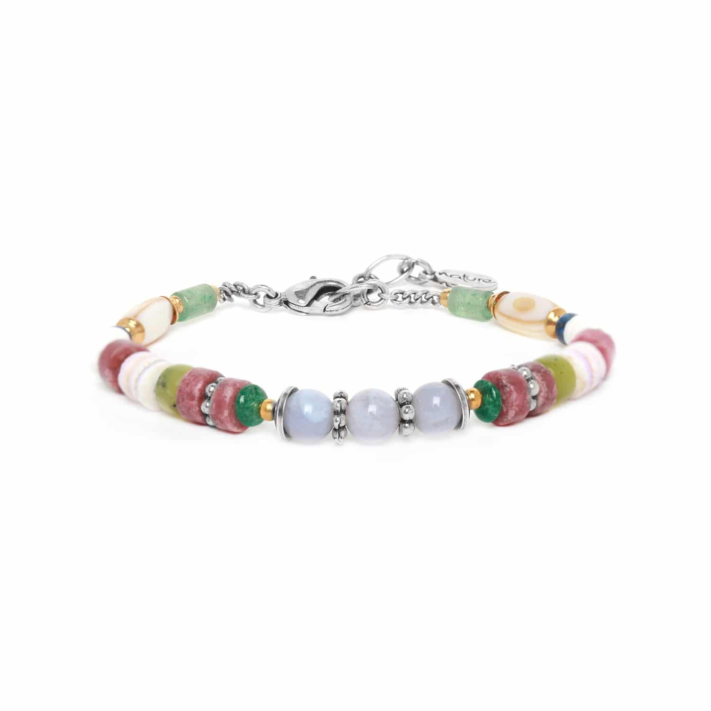 KALI bracelet calcédoine
