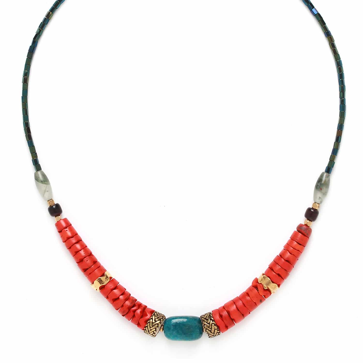 PIGMENTS simple necklace