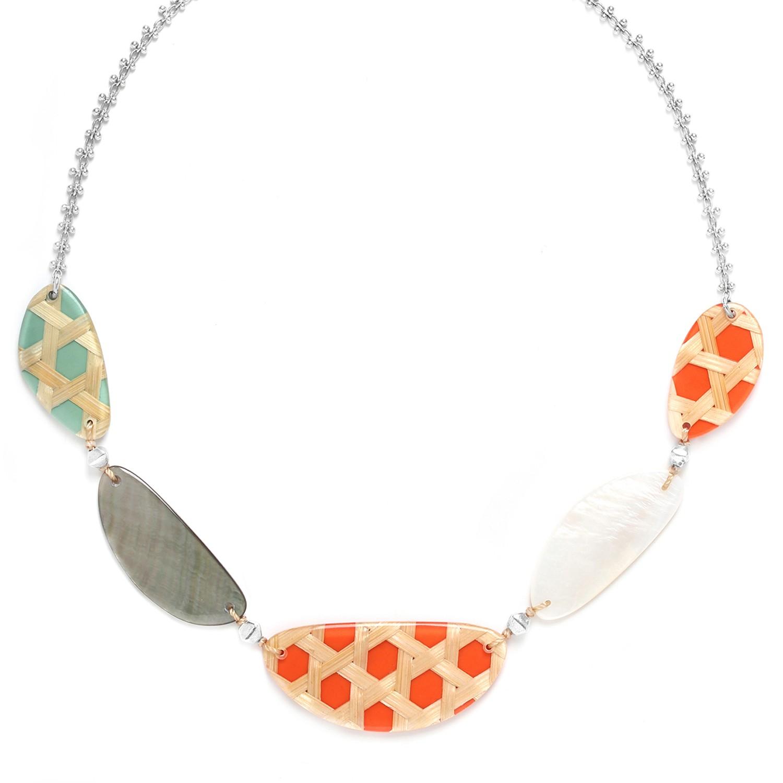 CANNAGE five element necklace