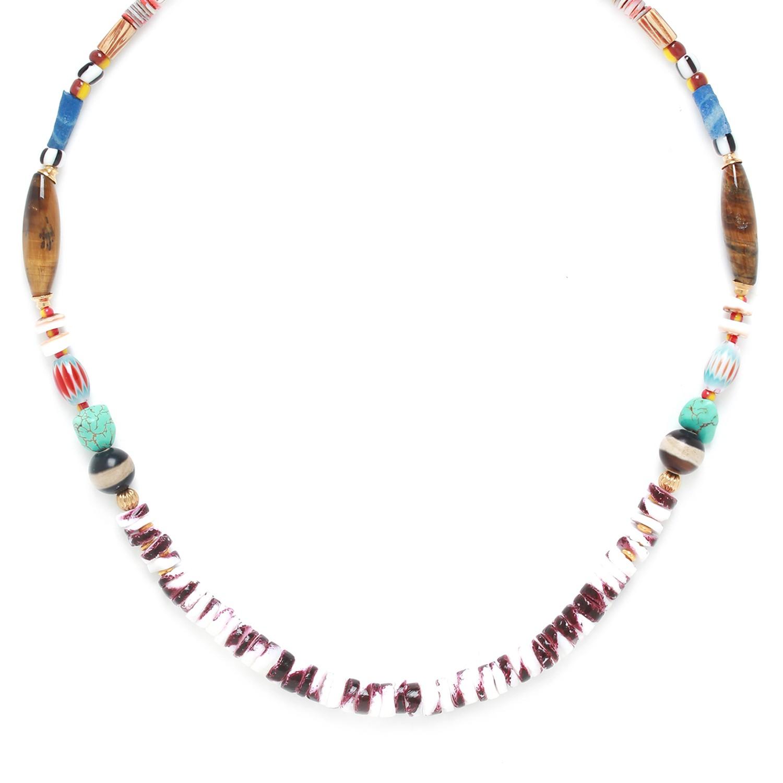 KALI ethno necklace