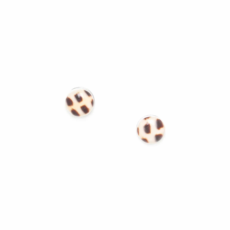 MINI PUCE boucles d'oreilles conus