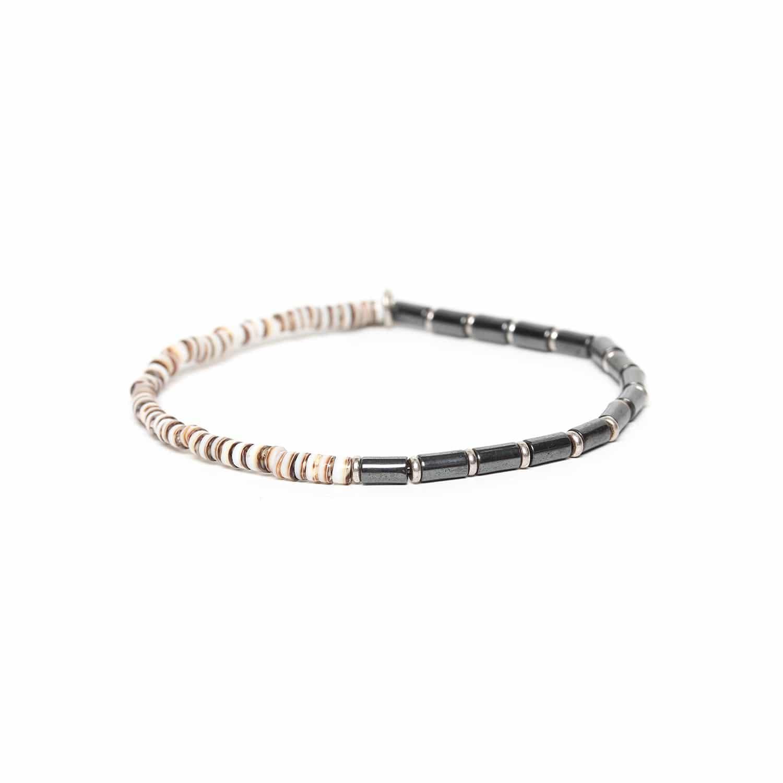 SAMBA bracelet hématite