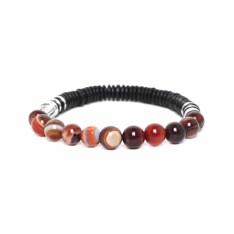IROQUOIS bracelet agate