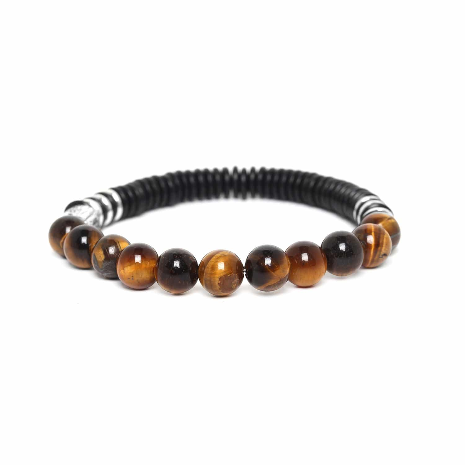 IROQUOIS tiger eye bracelet