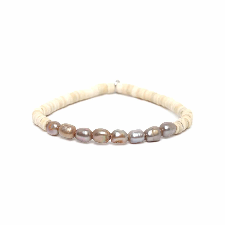 COCO PEARL brown pearl bracelet