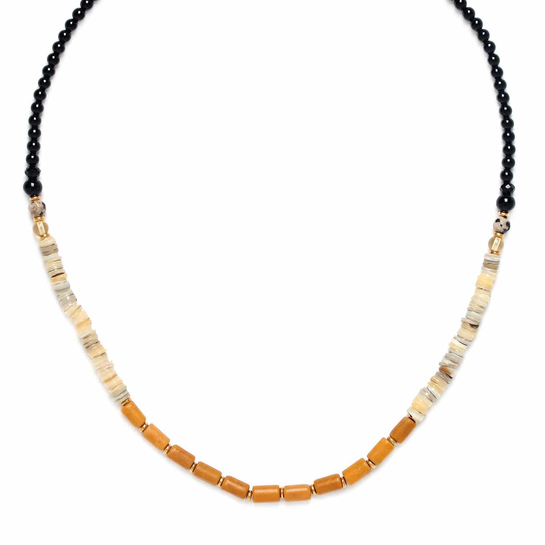 BENGALI simple necklace