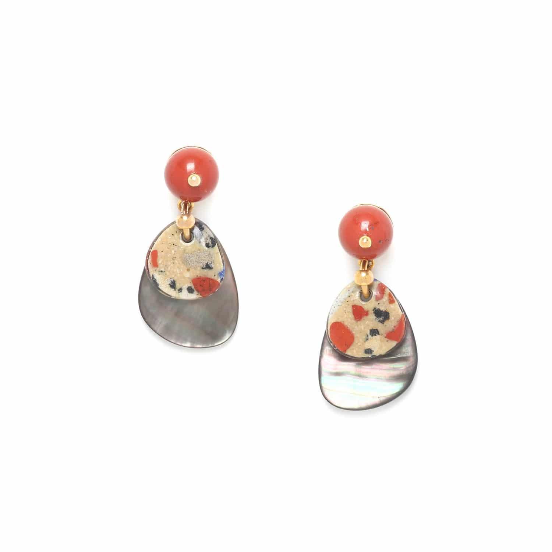 GAUDI mini earrings
