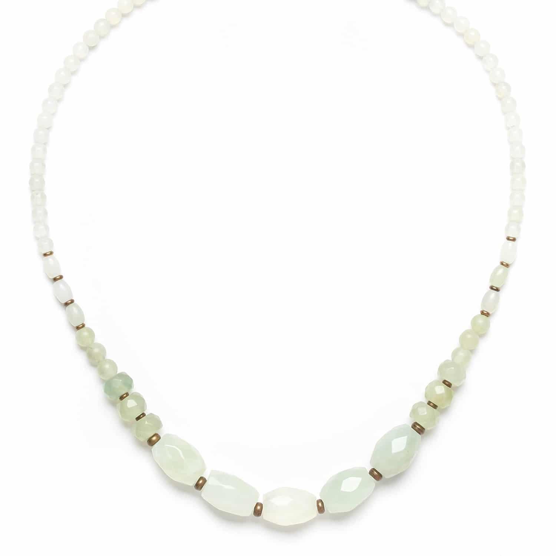 PACHACUTI collier de jade