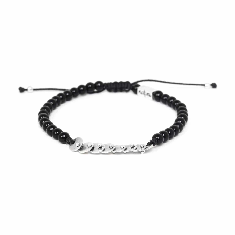 DISCO bracelet onyx