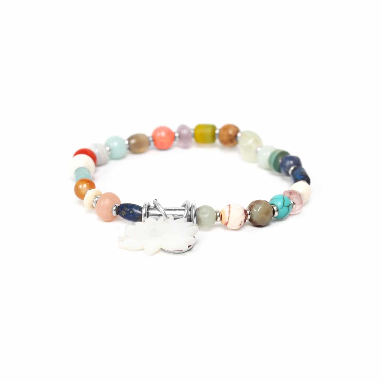 GRI GRI bracelet lotus