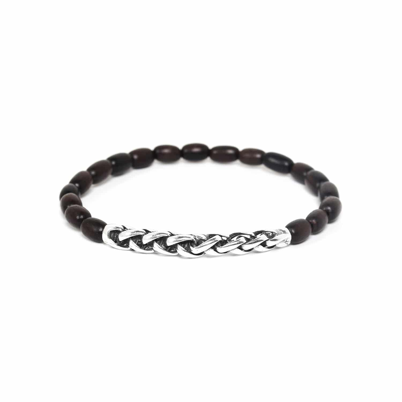 KAMEHA bracelet extensible tresse