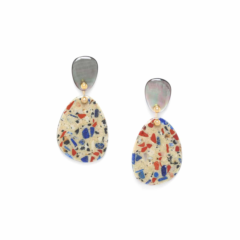 GAUDI  2 pcs earrings
