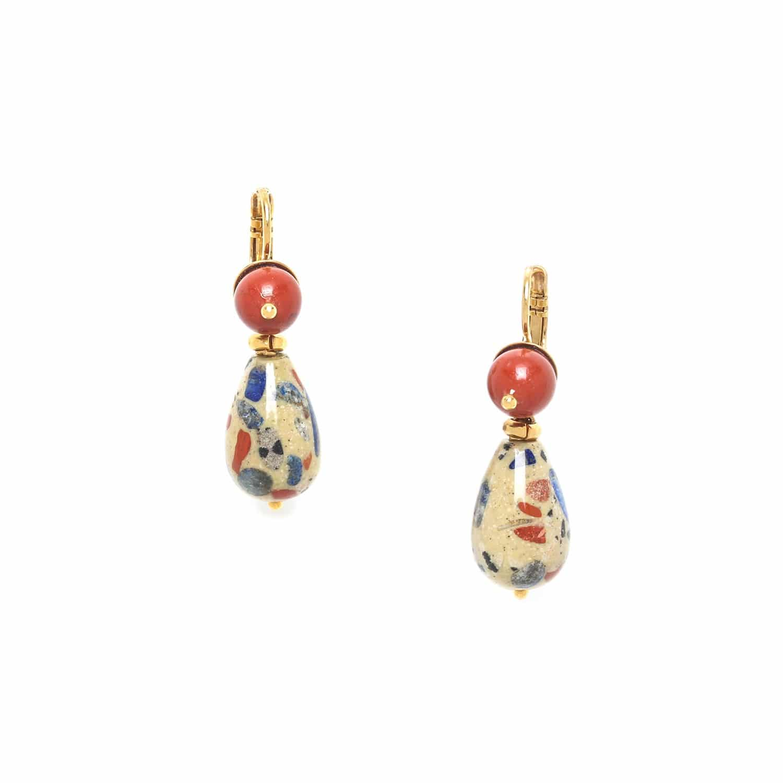 GAUDI drop earrings