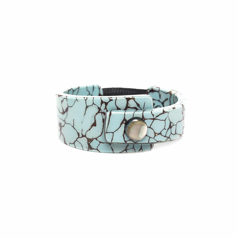 BLEU NUIT bracelet aimant