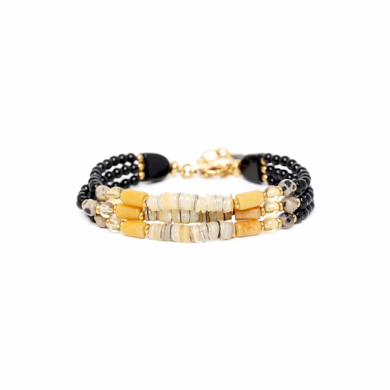 BENGALI bracelet 3 rangs
