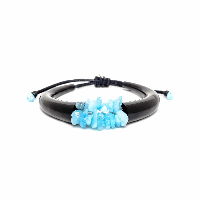CAP HORN bracelet macrame