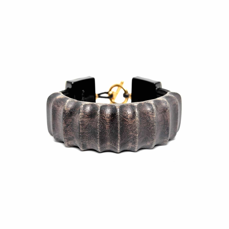 ANDALOUSIE bracelet rigide bois